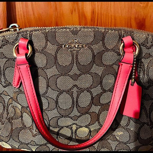 Coach handbag, crossbody